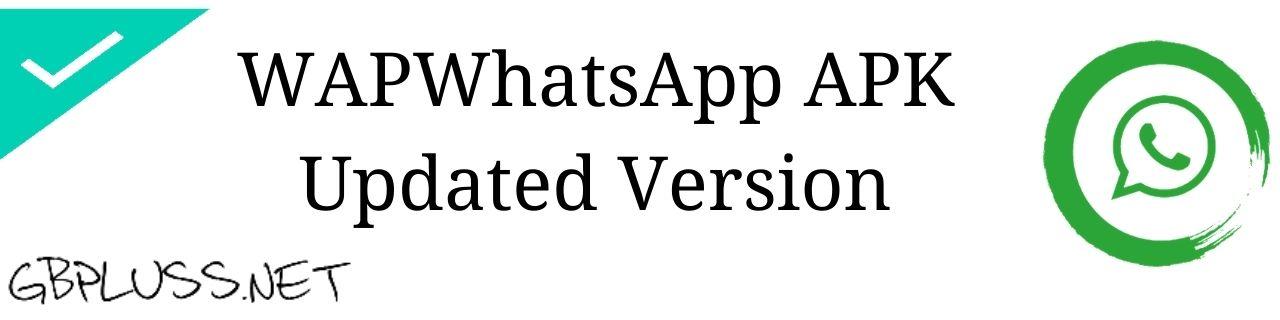 WAPWhatsApp Apk Download